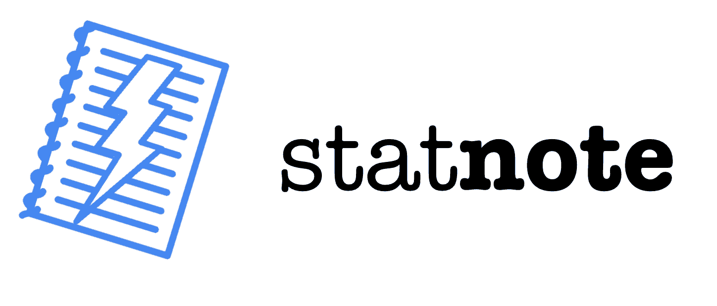 statnote dot phrases
